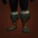 Faronaar Chain Greaves, Seaspray Sabatons, Seaspray Chain Boots, Elementally-Infused Boots Model