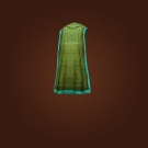 Imbued Cadet Cloak, Cookie's Table Cloth, Cookie's Table Cloth Model