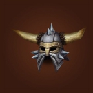 Crown of Forgotten Kings, Ground Tremor Helm Model