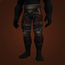 Hateful Gladiator's Leather Legguards Model