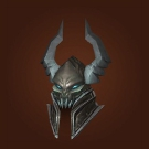 Valorous Darkruned Faceguard, Valorous Darkruned Helmet Model
