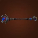 Warmongering Gladiator's Energy Staff Model