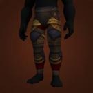 Mistshroud Pants Model