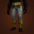 Leggings of the Ternion Glory, Legwraps of the Ternion Glory Model