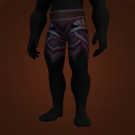 Cataclysmic Gladiator's Silk Trousers Model