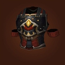 Garona's Breastplate of Triumph Model