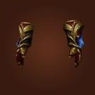 Brutal Gladiator's Chain Gauntlets Model