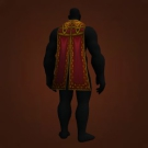 Blackveil Cape, Engraved Cape Model