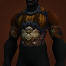 Scaled Drakeskin Chestguard Model
