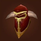 Commander's Helm, Runic Plate Helm, Ragesteel Helm Model