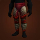 Leggings of Destruction, Tarnished Leggings of Destruction, Wrathfin Legguards, Oronok's Old Leggings Model