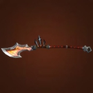 Ritual Headcleaver Halberd Model