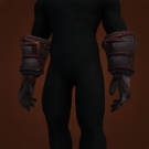 Deadly Gladiator's Plate Gauntlets Model