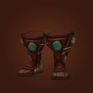 Contender's Leather Boots, Hozen-Speed Boots, Forgotten Boots, Mogubreaker Boots, Tidesplitter Boots Model