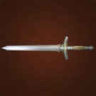 Moonsteel Broadsword, Truesilver Champion, Royal Crusader Sword, Reforged Truesilver Champion Model