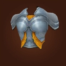Ornate Breastplate Model
