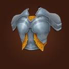 Ornate Breastplate Model