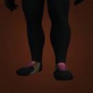 Doomcaller's Footwraps Model
