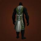 Zangarra Cloak, Gar'rok's Sunshade Cloak Model