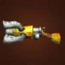 Wrathfire Hand-Cannon Model