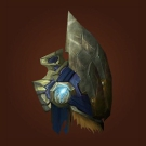 Shoulderplates of Enduring Order, Thassarian's Shoulderplates of Triumph, Thassarian's Pauldrons of Triumph Model