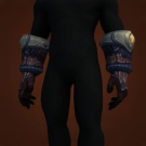 Ruthless Gladiator's Dragonhide Gloves, Ruthless Gladiator's Kodohide Gloves, Ruthless Gladiator's Wyrmhide Gloves, Ruthless Gladiator's Dragonhide Gloves, Ruthless Gladiator's Kodohide Gloves, Ruthless Gladiator's Wyrmhide Gloves Model