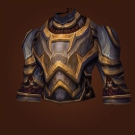 Abalone Plate Armor, Omega Breastplate, Abalone Plate Armor, Omega Breastplate Model