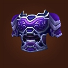 Twisting Nether Chain Shirt Model
