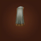 Pearl-Clasped Cloak, Low-Altitude Parachute, Spirit Cloak, Stonecloth Cape, Silver-Lined Cloak Model