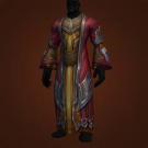 Wild Gladiator's Robes of Prowess, Warmongering Gladiator's Robes of Prowess Model