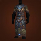 Dreadful Gladiator's Mooncloth Robe, Dreadful Gladiator's Satin Robe, Crafted Dreadful Gladiator's Mooncloth Robe, Crafted Dreadful Gladiator's Satin Robe Model