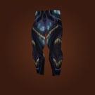 Evoker's Silk Trousers Model