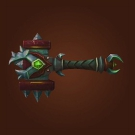 Mace of the Gullet, Dragonscorn Mace Model