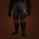 Hateful Gladiator's Silk Trousers, Relentless Gladiator's Silk Trousers Model