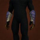 Longshot Gauntlets, Grips of the Ruptured Furnace, Razorthorn Studded Gauntlets Model
