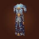 Time Lord's Robes Model