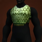 Turtle Scale Breastplate Model