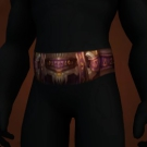 Waistband of Righteous Fury, Belt of the Lonely Noble, Lich Killer's Lanyard, Tightening Waistband Model