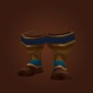 Faith Healer's Boots Model
