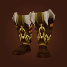 Wild Stalker Boots Model