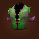 Hibernal Armor, Venomshroud Vest, Eldr'naan Jerkin Model