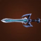 Chromatically Tempered Sword Model