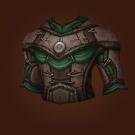 Nimbletoe Chestguard, Foul Cadaverous Armor, Nimbletoe Chestguard, Korloff's Raiment Model