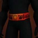 Bloodforged Belt Model