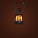 Wild Combatant's Reprieve, Fel-Light Lantern, Warmongering Combatant's Reprieve Model