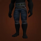 Savage Gladiator's Felweave Trousers Model