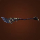 Creeperclaw Spear, Steeltusk's Steel Tusk, Longclaw Spear Model