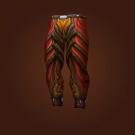 Vengeful Gladiator's Silk Trousers Model