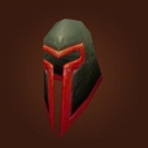 Dark Iron Helm Model