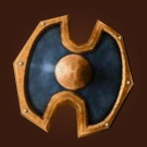 Fortified Shield, Imbued Shield, Exalted Shield Model